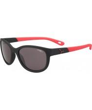 Cebe Katniss (7-10 ans) matt noir rose 1500 gris lunettes de soleil de lumière bleue