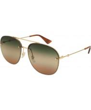 Gucci Mens gg0227s 004 62 lunettes de soleil