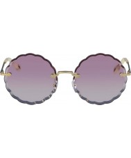 Chloe Mesdames ce142s 818 60 rosie lunettes de soleil