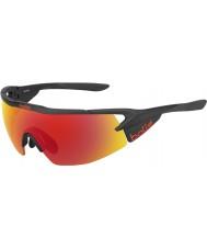 Bolle 12444 aeromax black sunglasses