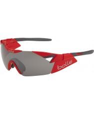 Bolle brillant lunettes d'armes à feu de tns rouge 6ème sens de