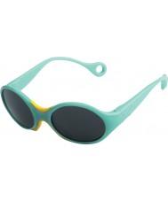 Cebe 1973 (1-3 ans) bleu clair jaune 2000 lunettes de soleil gris