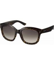 Polaroid Hommes pld4035-s 086 94 sombres lunettes de soleil polarisées havana