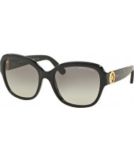 Michael Kors Mk6027 55 tabitha iii glitter noir 309911 lunettes de soleil