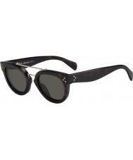 Celine Cl 41043-s 086 1E lunettes d'écaille