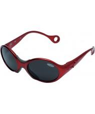 Cebe 1973 (1-3 ans) rubidium brillant rouge 2000 lunettes de soleil gris