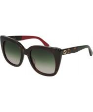 Gucci Ladies gg0163s 004 51 lunettes de soleil