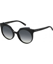 Marc Jacobs Mesdames marc 105-s d28 9o brillant lunettes noires