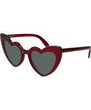 Saint Laurent Ladies sl 181 loulou 002 54 lunettes de soleil