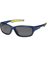 Polaroid p0425 enfants kea y2 bleu lunettes de soleil polarisées