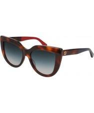 Gucci Ladies gg0164s 004 53 lunettes de soleil