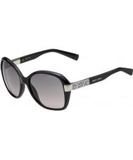 Jimmy Choo Ladies alana-s de l'UE brillant lunettes noires