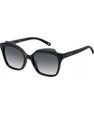 Marc Jacobs Mesdames marc 106-s d28 9o brillant lunettes noires