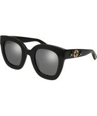 Gucci Ladies gg0208s 002 49 lunettes de soleil