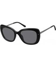 Polaroid pld4044-dames de cvs Y2 ruthénium noir lunettes de soleil polarisées