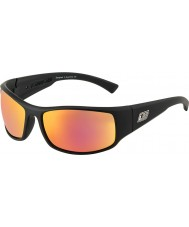 Dirty Dog 53339 lunettes de soleil noires muselées