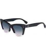 Fendi Ladies ff 0238-s 3h2 jp lunettes de soleil