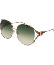 Gucci Ladies gg0225s 003 63 lunettes de soleil
