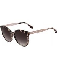 Lacoste Mesdames l834s havane rose lunettes de soleil