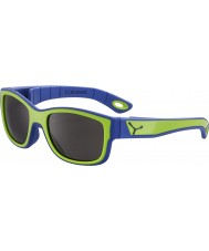 Cebe Cbstrike3 frappe des lunettes de soleil bleues