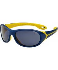 Cebe Simba (âge 5-7) nuit lunettes de soleil bleu jaune