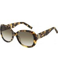 Marc Jacobs Mesdames marc 111-s O2V lunettes cc pailleté havane