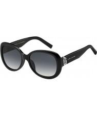Marc Jacobs Mesdames marc 111-s 807 9o lunettes noires