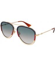 Gucci Ladies gg0062s 013 57 lunettes de soleil