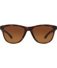 Oakley moonlighter Oo9320-04 écaille brune - lunettes de soleil gradient polarisées marron
