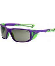 Cebe Proguide variochrom vert violet lunettes de soleil de pointe