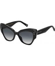 Marc Jacobs Mesdames marc 116-s 807 9o lunettes noires