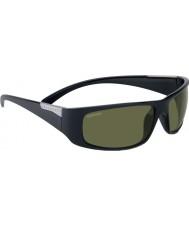 Serengeti Fasano satin brillant lunettes de soleil phd polarisées noir de 555nm