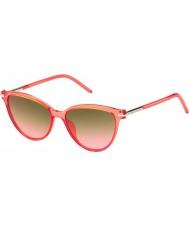 Marc Jacobs Mesdames marc 47 s tot fx corail lunettes de soleil