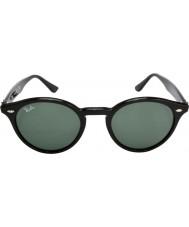 RayBan Rb2180 49 Highstreet noir 601-71 lunettes de soleil
