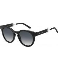 Marc Jacobs Mesdames marc 129-s 807 9o lunettes noires
