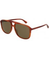 Gucci Hommes gg0262s 002 58 lunettes de soleil