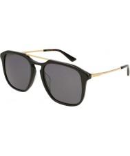 Gucci Hommes gg0321s 001 55 lunettes de soleil
