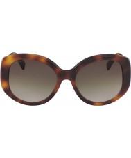 Longchamp Mesdames lo601s 214 55 lunettes de soleil