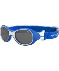 Cebe Cbchou12 chouka bleu lunettes de soleil