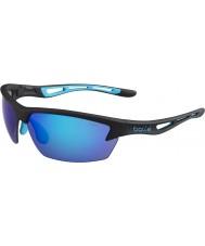 Bolle Bolt matt black blue sunglasses