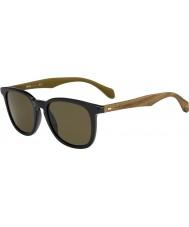HUGO BOSS Mens boss 0843-s rbg ec lunettes brunes noires