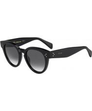 Celine Mesdames cl 41049-s 807 xm lunettes noires