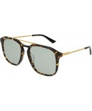 Gucci Hommes gg0321s 004 55 lunettes de soleil