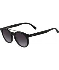 Lacoste lunettes de soleil noires L821s