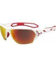 Cebe Cbstl11 s-track lunettes de soleil blanches