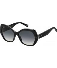 Marc Jacobs Mesdames marc 117-s 807 9o lunettes noires