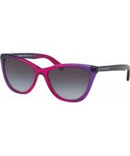 Michael Kors Mk2040 57 divya violette gradient violet 322011 lunettes de soleil