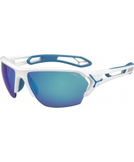 Cebe Cbstl12 s-track lunettes de soleil blanches