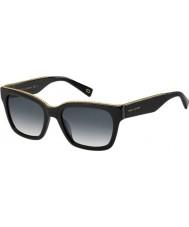Marc Jacobs Ladies marc 163-s 807 lunettes de soleil 9o