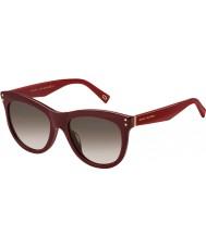 Marc Jacobs Mesdames marc 118-s ope k8 bordeaux lunettes de soleil